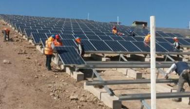 Campo fotovoltaica