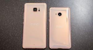 HTC U Ultra camaras