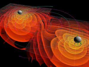 binarios agujeros negros