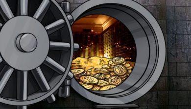 Blockchain oro