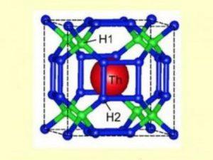 Torio superconductor