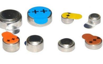Baterias zinc aire