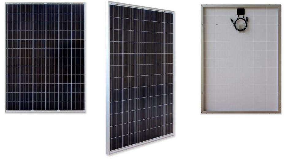 Panel solar 535W o 580 W